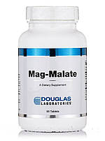 Мэг-Мэлэйт, Mag-Malate, Douglas Laboratories, 90 Tаблеток, фото 1