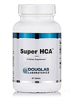 Супер HCA, Super HCA, Douglas Laboratories, 90 Таблеток, фото 1