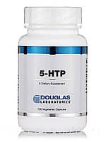 5-HTP5-гідроксітріптофан, 5-HTP 100, Douglas Laboratories, 100 капсул Вегетаріанських, фото 1