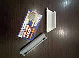 Комплект балконной ручки с защелкой ( алюминий ), фото 3
