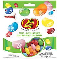 Желейно-мармеладные бобы Jelly Belly Кислые вкусы, 100г