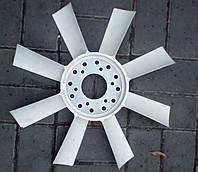 Крыльчатка вентилятора МТЗ 8 лопастей (пластик)