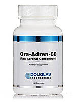 Ора-Aдрен-80, Ora-Adren-80, Douglas Laboratories, 100 Капсул, фото 1