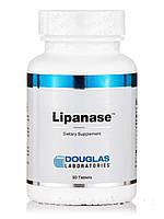 Липанес, Lipanase, Douglas Laboratories, 90 Tаблеток, фото 1