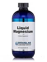Жидкий магний, Liquid Magnesium, Douglas Laboratories, 8 фл. ун(240 мл), фото 1