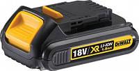 Аккумулятор XR 18 В/1.5 А/ч/Li-Ion DeWALT (N123282)