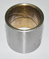 Втулка шкворня МАЗ, КРАЗ верхняя, малая H=58х50х58, бимиталл