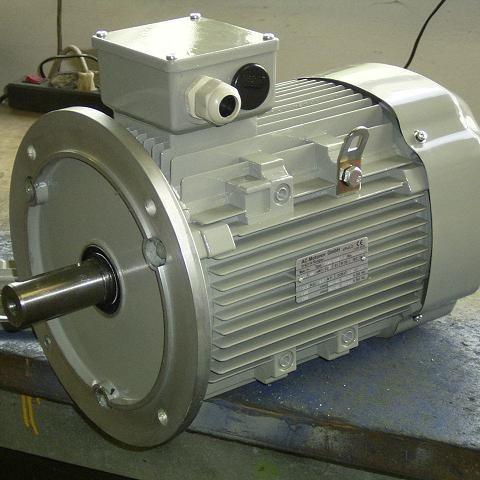 Промышленные электродвигатели
