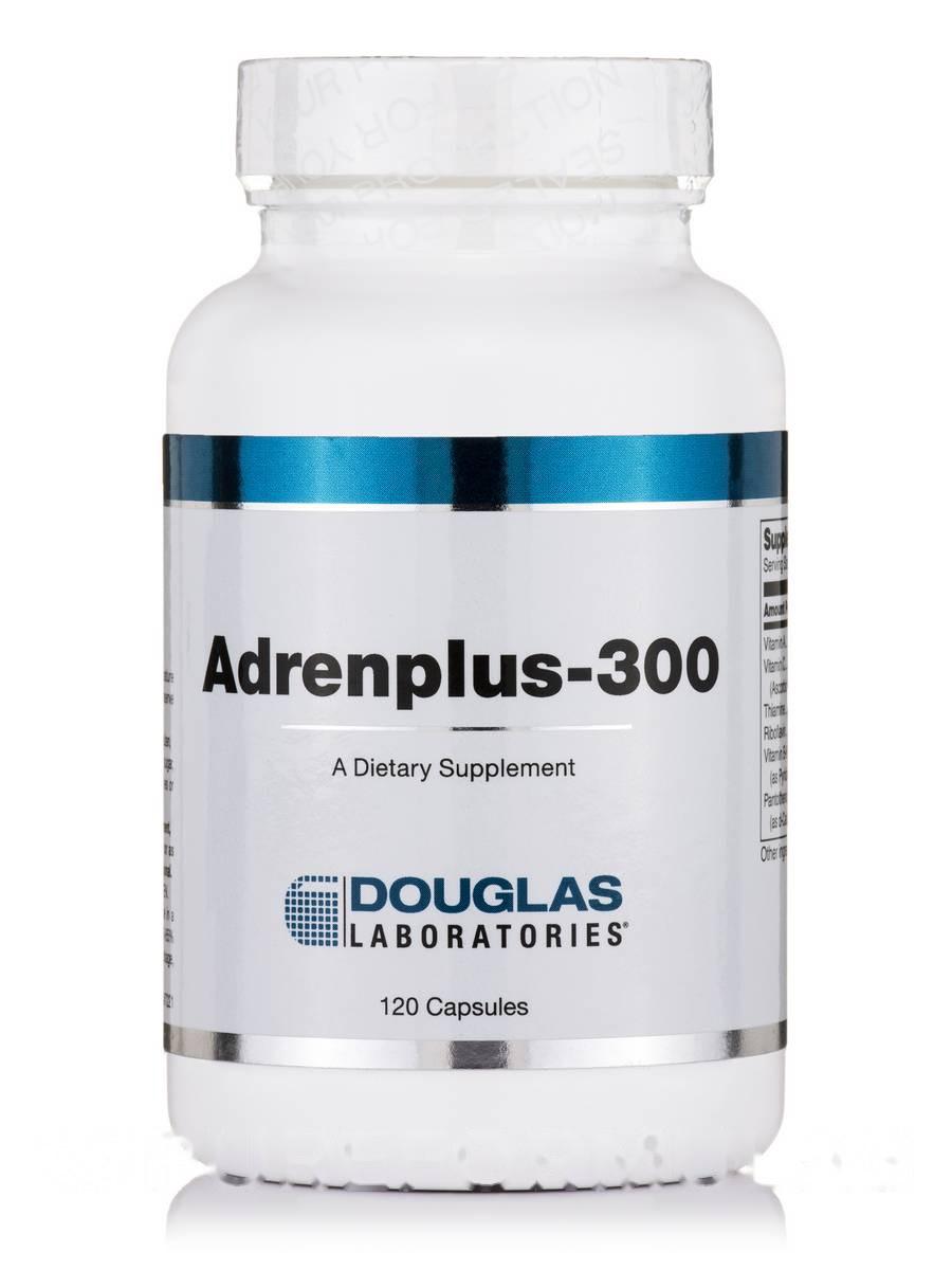 Адренпуль-300, Adrenplus, Douglas Laboratories,  120 капсул