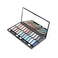 Тени для век Lorina с кристаллами 24-цвета, цвет 03