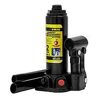 Домкрат бутылочный SIGMA 6102021 2т 181-345мм (кейс)