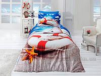 Подростковое постельное белье First choice сатин Coast Подростковый комплект
