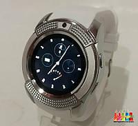 Смарт Часы Smart Watch V8 Белый