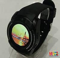 Смарт Часы Smart Watch V8 Черный