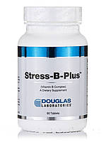 Стрес -B-Блюс, Stress-B-Plus, Douglas Laboratories, 90 Tablets, фото 1