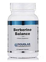 Баланс берберін, Berberine Balance, Douglas Laboratories, 60 капсул вегетаріанських, фото 1
