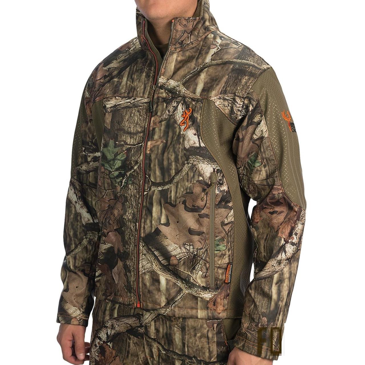 Куртка охотничья демисезонная Browning Hell's Canyon Ultra-Lite Jacket