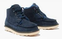Мужские UGG David Beckham Boots Blue, фото 1