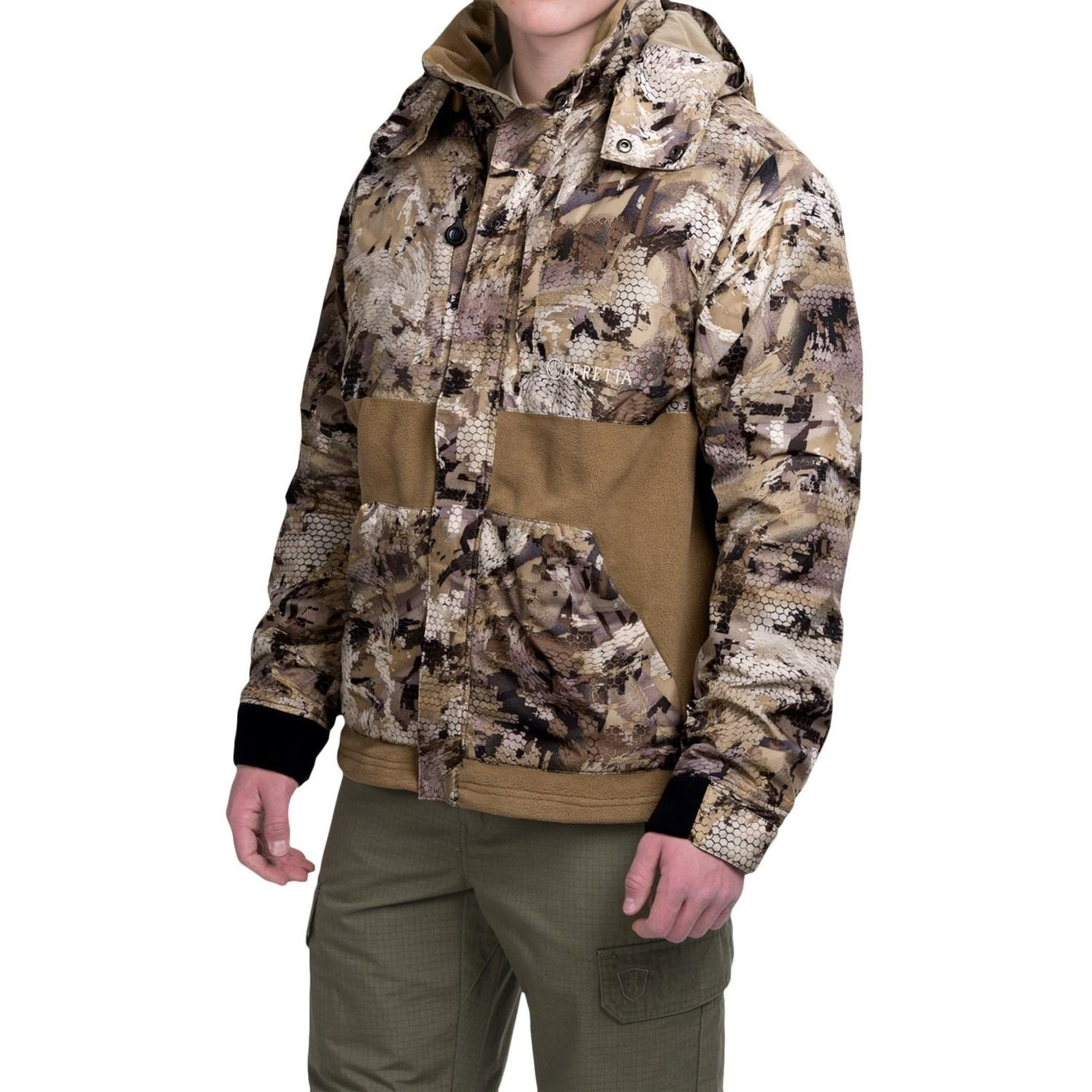 Куртка для охоты демисезонная Beretta Xtreme Ducker Fleece Windstopper® Jacket