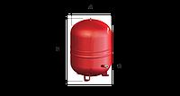 Расширительный бак CIMM ERE СЕ 100 - для отопления