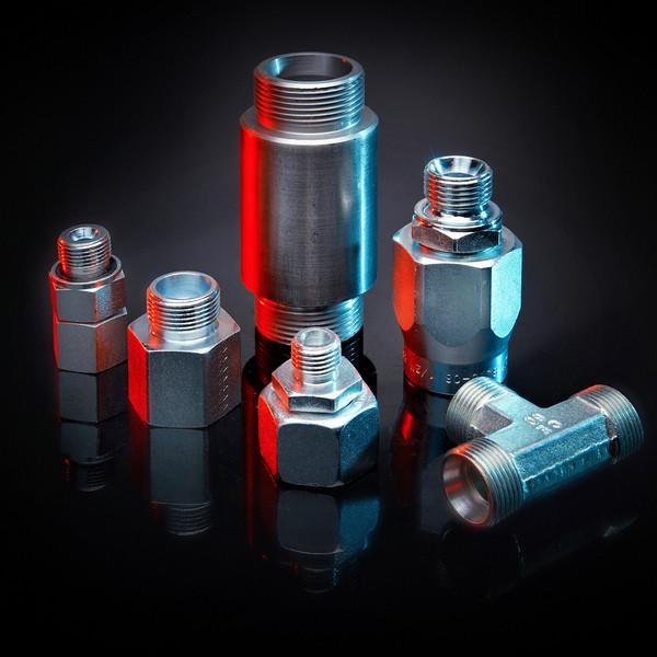 Трубні з'єднання для гідравлічних і мастильних систем