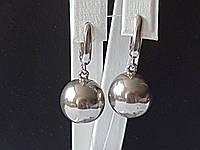 Серебряные серьги Шары. Артикул 2331р, фото 1