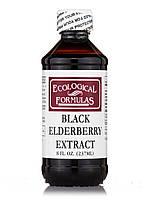 Black Elderberry Extract Liquid, 8 fl. oz (237 ml), фото 1