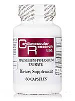 Magnesium Potassium Taurate, 60 Capsules, фото 1