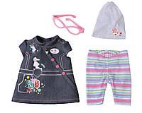 Набор одежды для куклы BABY BORN ДЖИНСОВОЕ НАСТРОЕНИЕ 2 в ассорт. Zapf (822210)