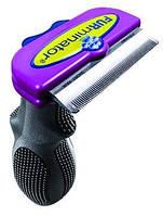 FURminator (Фурминатор) SHORT HAIR Cat L - инструмент для вычесывания короткошерстных кошек