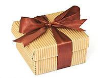 Коробка гофрированная квадратная 90*90*50,1 шт