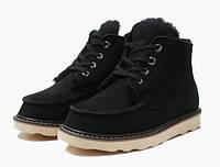 Мужские UGG David Beckham Boots Black, фото 1