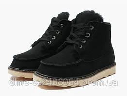 Мужские UGG David Beckham Boots Black