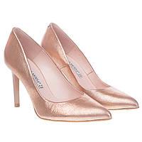 Туфли женские Bravo Moda (роскошные, модные, элегантные, изысканный розовый оттенок с блеском)