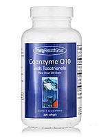 Coenzyme Q10 100 mg with Tocotrienols, 200 Softgels, фото 1