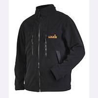 Куртка мембранная непродуваемая Norfin STORMLOCK (soft shell, Thinsulate) / XXXL