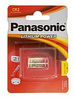Батарейка таблетка CR-2L Panasonic блістер (1шт)
