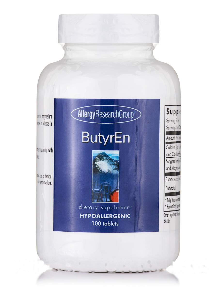 ButyrEn, 100 Tablets, фото 1