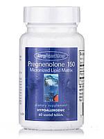 Pregnenolone 150 Micronized Lipid Matrix, 60 Scored Tablets, фото 1