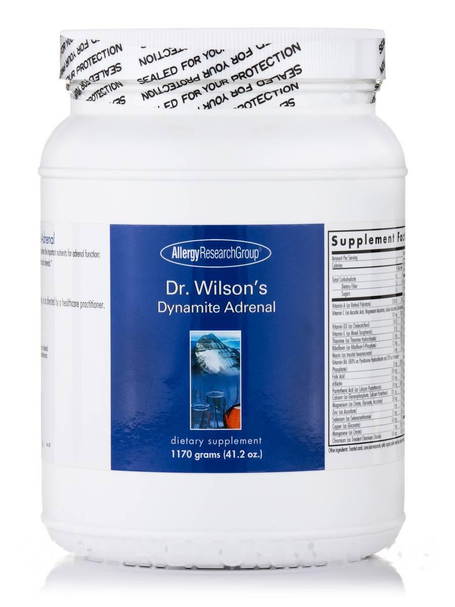 Dr. Wilson's Dynamite Adrenal, 41.2 oz (1170 Grams)
