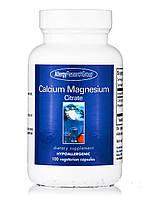 Calcium Magnesium Citrate, 100 Vegetarian Capsules, фото 1