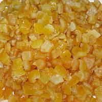 Лимонные цукаты, кубики, Испания, 100 г