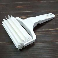 Мeдвежий коготь. Ролик-нож для штруделей. Китай