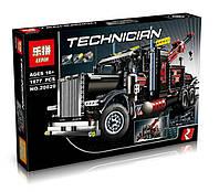 Конструктор Lepin 20020 Буксировщик-тягач (аналог Lego Technic 8285)