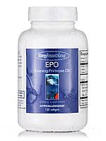 EPO Evening Primrose Oil, 120 Softgels, фото 1