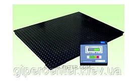 Весы платформенные Промприбор ВН-300-4 до 300 кг (1000х1000 мм), дискретность 100 г