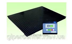 Весы платформенные Промприбор ВН-1500-4 до 1500 кг (1250х1250 мм), дискретность 500 г, фото 2