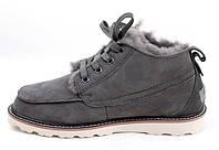 Мужские UGG David Beckham Boots Grey, фото 1