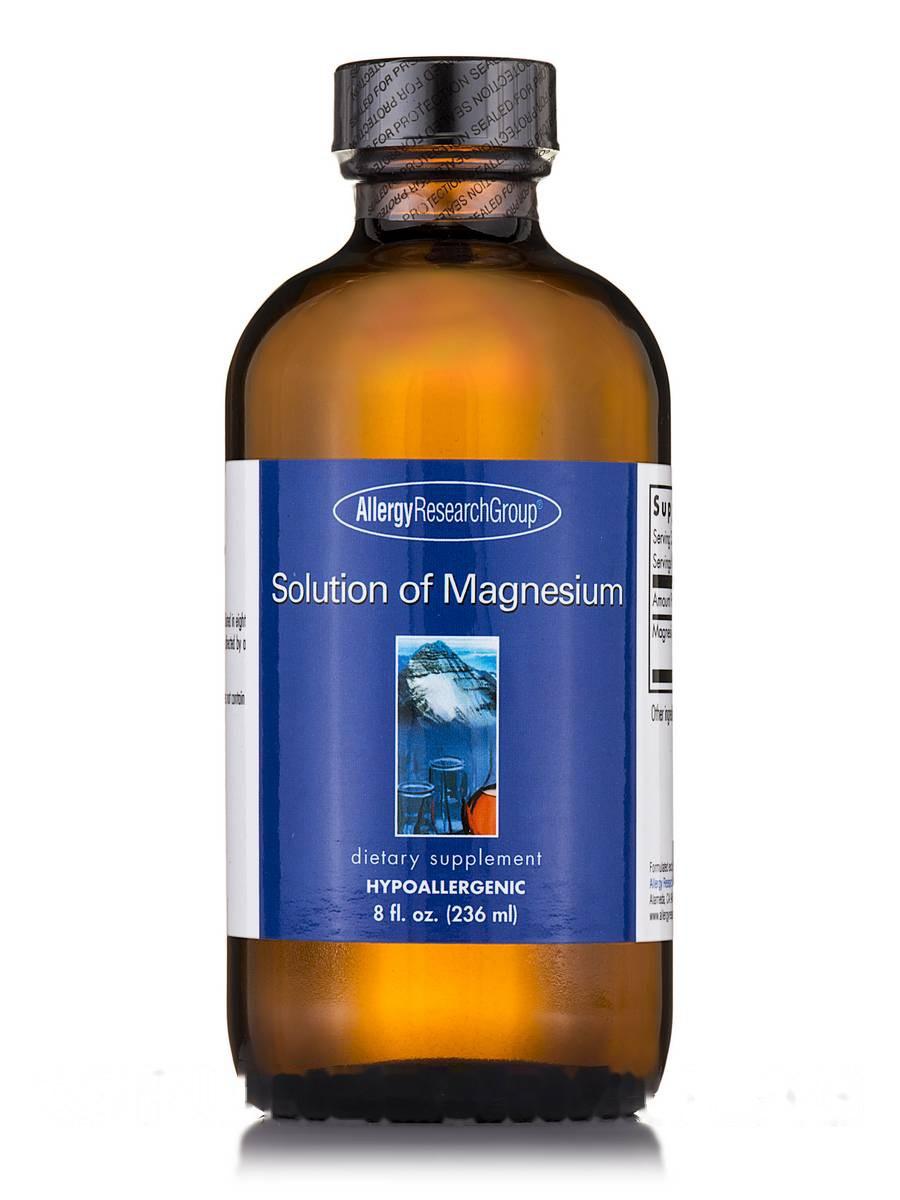 Solution of Magnesium Liquid, 8 fl. oz (236 ml)
