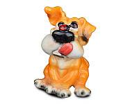 Копилка декоративная Собака 14 см из полистоуна серия Собаки 919-104